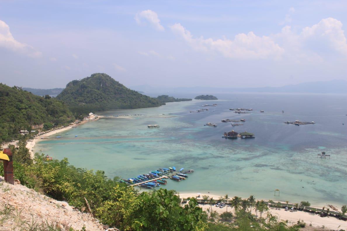 Pantai Sari Ringgung Lampung