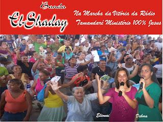 Mundo Online Banda Elshaday Grupo Gospel
