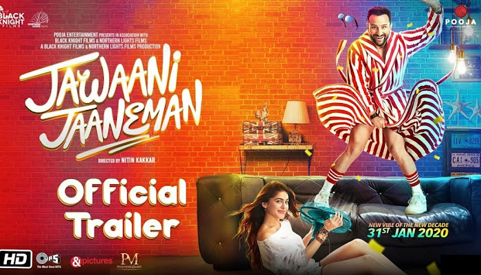 Jawaani Jaaneman Movie Release Date, Cast, Review, Trailer & Songs.