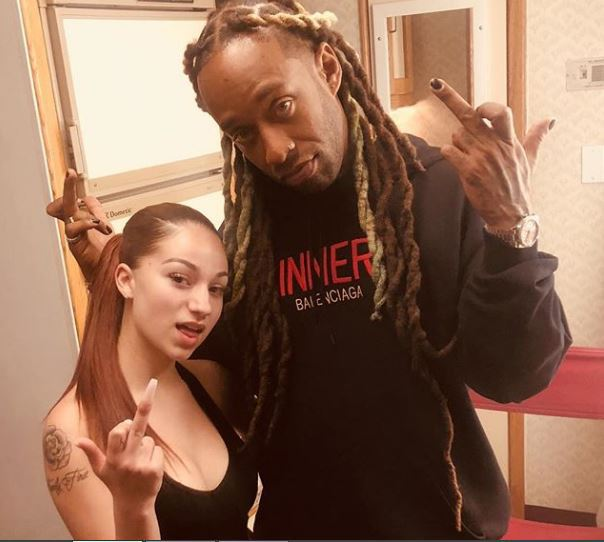 "BHAD BHABIE feat. Ty Dolla $ign - ""Trust Me"""