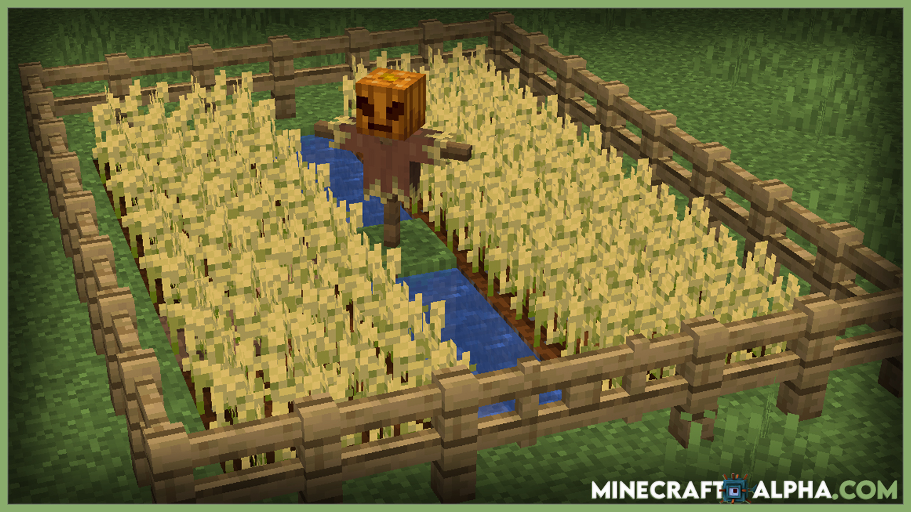 Feders Scarecrows Mod