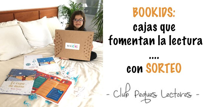 bookids caja literaria para fomentar la lectura