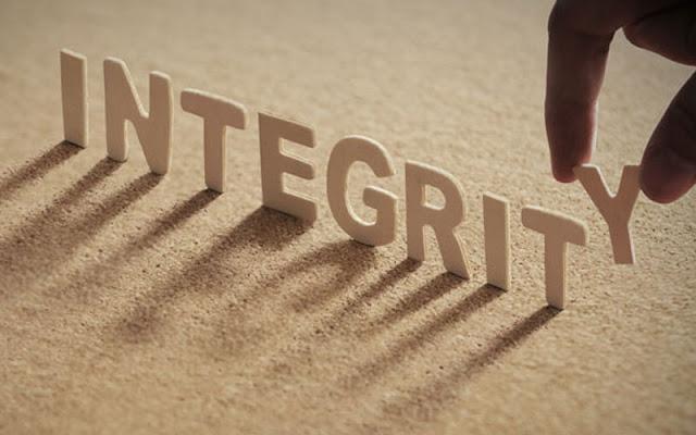 Renungan Harian: Rabu, 29 September 2021 - Kristen Sejati = Integritas