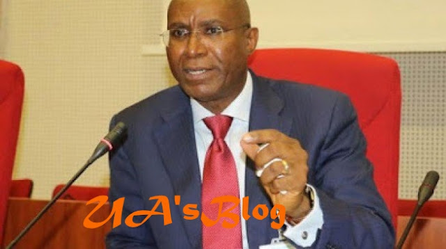 BREAKING: Omo-Agege absent from Tuesday sitting