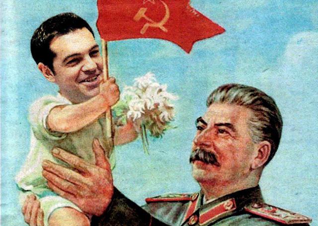 Ο Στάλιν πέθανε, το πνεύμα του είναι ζωντανό