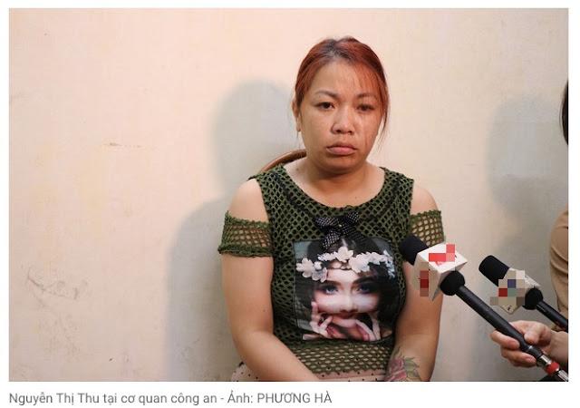 Bắt trẻ con bán sang Trung Quốc được ngụy tạo dưới vỏ bọc bắt bé Bảo về nuôi?