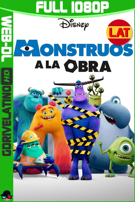 Monstruos a la Obra (2021) Temporada 01 [5/10] WEB-DL 1080p Latino-Ingles MKV