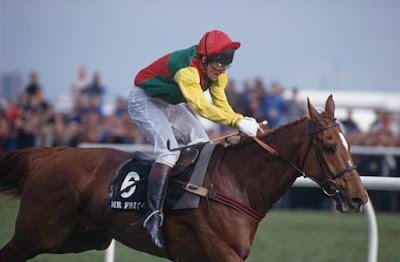 Mr Frisk Grand National Winner 1990