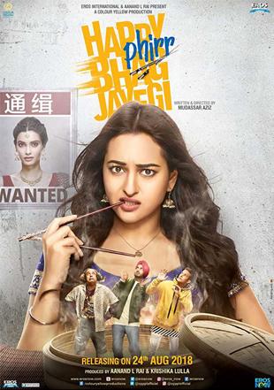 Happy Phirr Bhag Jayegi 2018 Full Hindi Movie Download DVDRip 720p