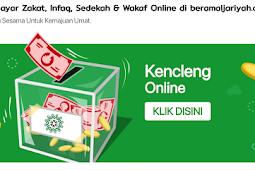 Manfaat Sedekah Nu Online