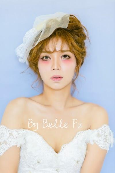 Belle Fu Stylist × 微醺彩妝