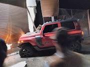 Tragédia em Paulo Ramos - Dois jovens morrem ao serem atropelados por Jipe Troller