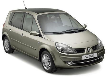 EURO ACADEMY Blog: Renault Scenic II Parking Brake Failure