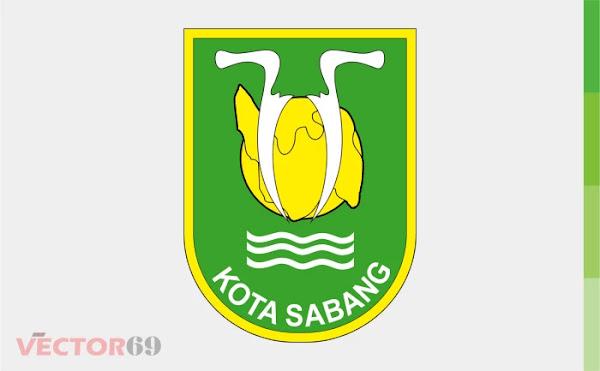 Kota Sabang Logo - Download Vector File CDR (CorelDraw)