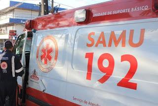 Mulher, com filho na garupa, morre em colisão entre duas motos no Sertão