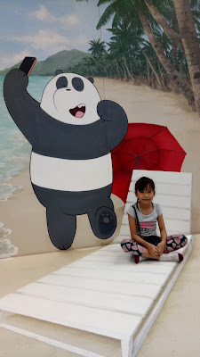 """We Bare Bears """"We'll Be There"""" Healing Hearts tour"""