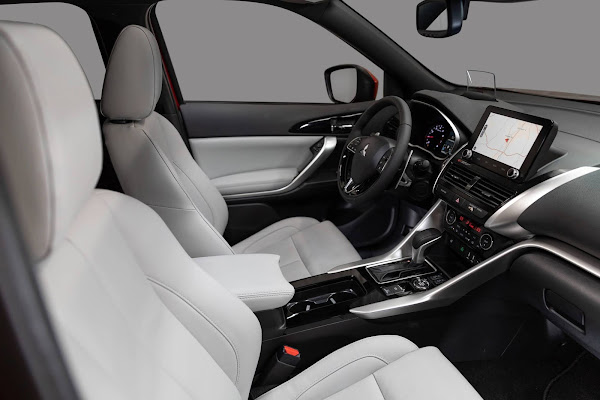 Mitsubishi Eclipse Cross 2022: facelift nos EUA para enfrentar o Tiguan