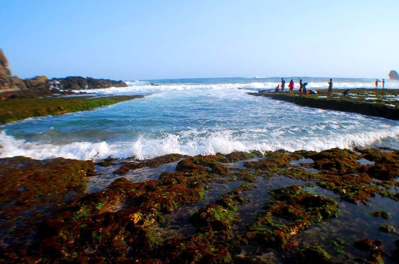 Fasilitas Wisata di Pantai Siung Jogja