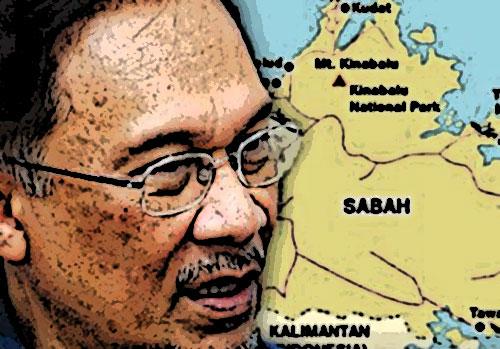 Kenapa Anwar dah tak berani jejak kaki ke Sabah?