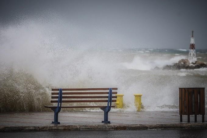 Έκτακτο δελτίο επιδείνωσης του καιρού - Ποιες περιοχές θα σαρώσει η κακοκαιρία τις επόμενες ώρες