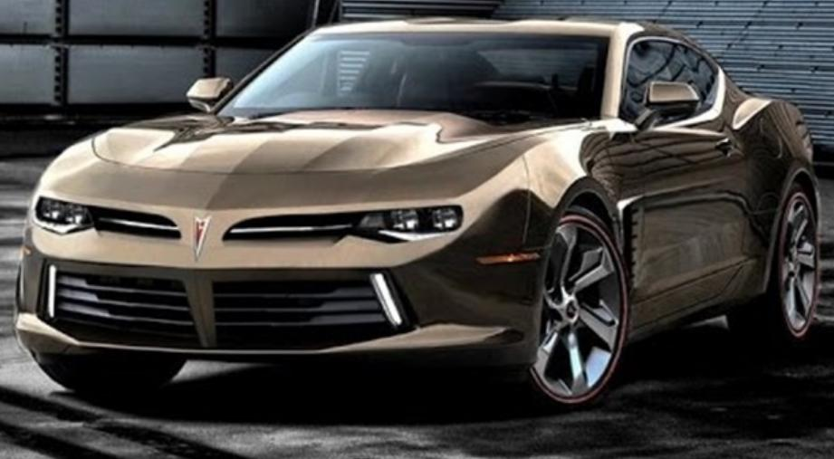 2019 Pontiac Firebird Trans AM