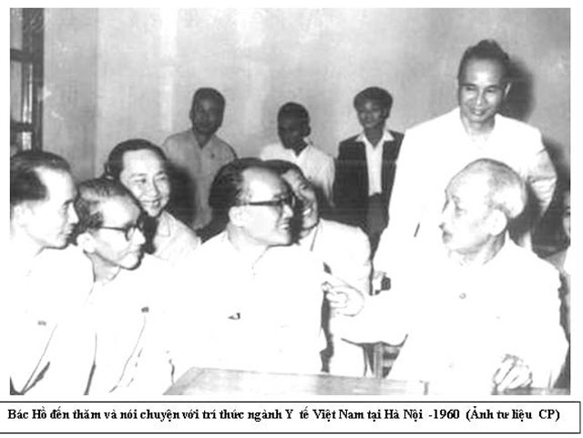 Chủ tịch Hồ Chí Minh là tấm gương mẫu mực về trọng dụng nhân tài