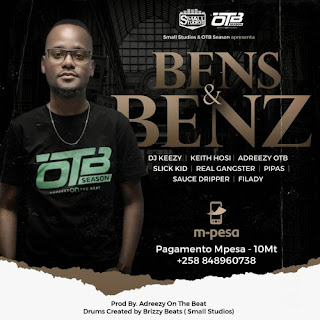 Adreezy On The Beat - Bens And Benz feat. DJ Keezy, Keith Hosi, Slick Kid, Real Gangster, Pipas, Dripper & Filady) Hip-Hop 2020
