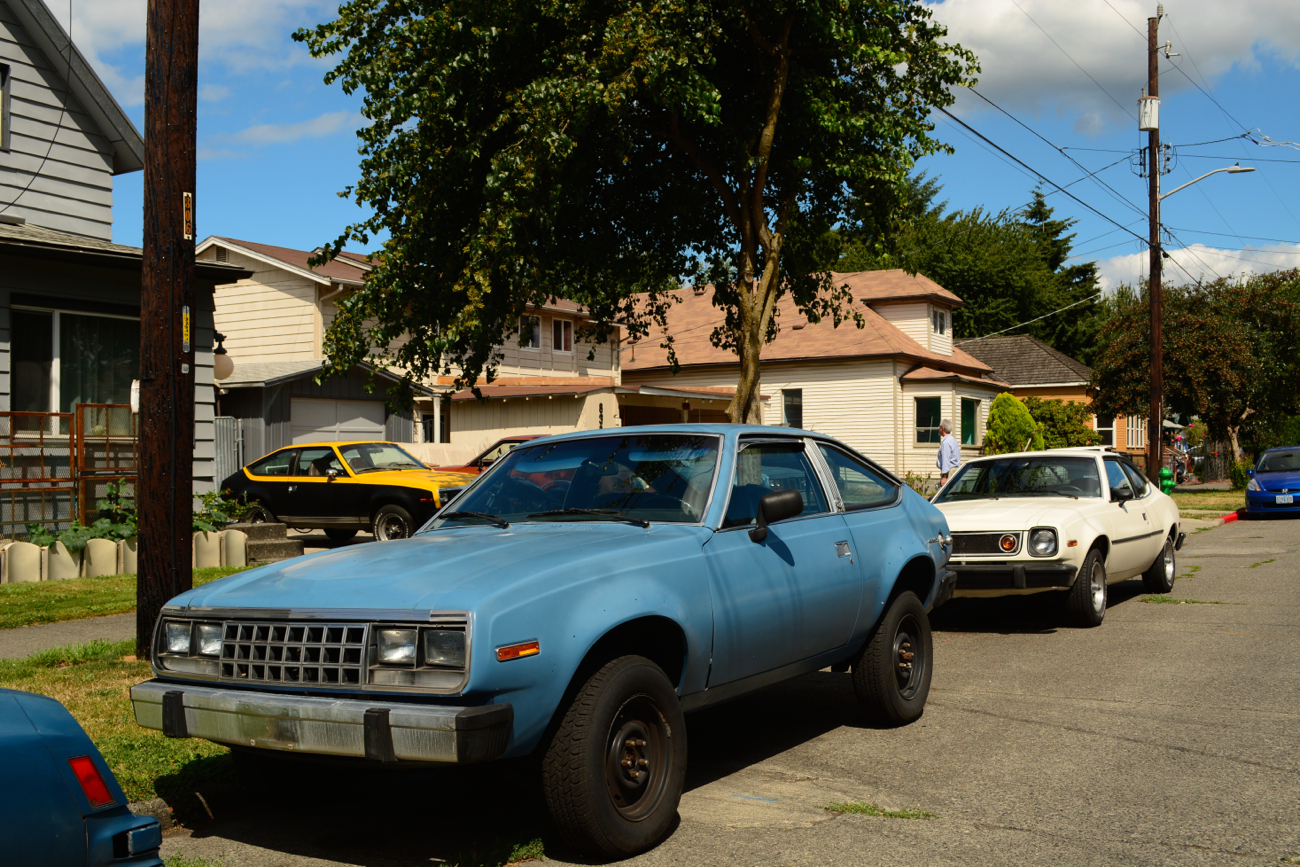 old parked cars 1982 amc eagle hatchback. Black Bedroom Furniture Sets. Home Design Ideas