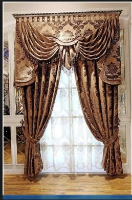 Inspirasi Model Gorden Klasik Mewah Dan Elegan 2