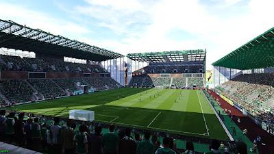PES 2020 Stadium Easter Road