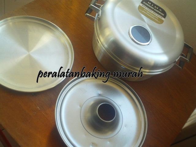 Alat Baking Cetakan Kue Murah Deep Fryer Pan Lunch Box