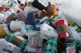 Plastic waste produced from our wedding functions