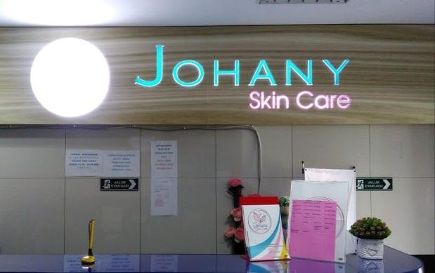 Daftar Produk Kecantikan Di Johany Skin Care Bandar Lampung