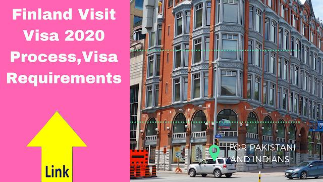 Finland Visit Visa From Pakistan 2020,finland visa fees in pakistan,finland tourist visa requirements