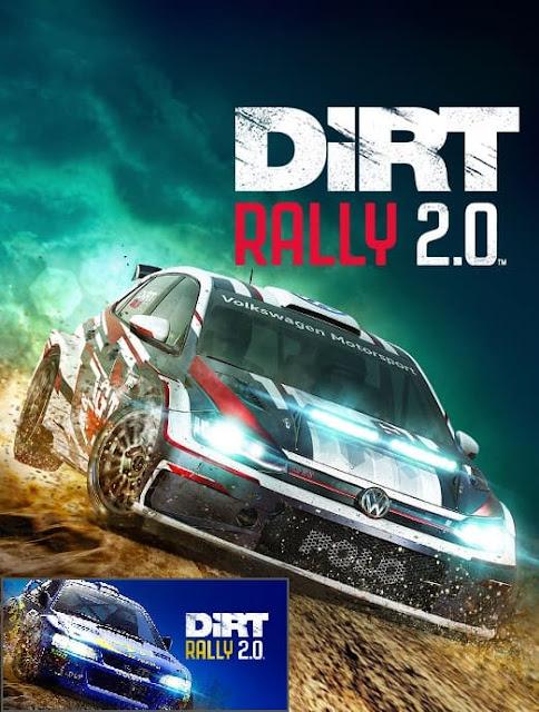 لعبة Dirt Rally 2.0