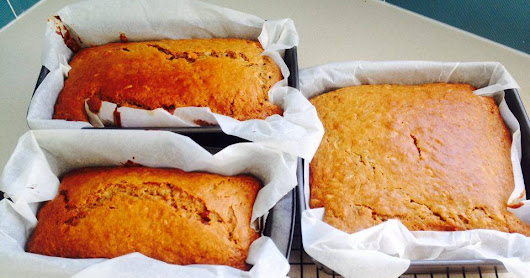 My Favourite Banana Bread Recipe