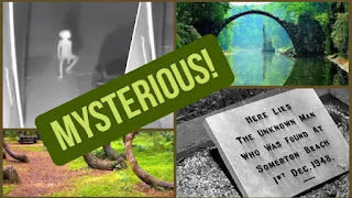 world's unsolved mystries