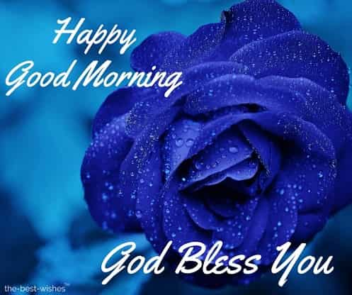 happy good morning monday god bless you