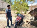 Warga Rote Ndao Temukan Kembali Motornya Yang Sempat Hilang