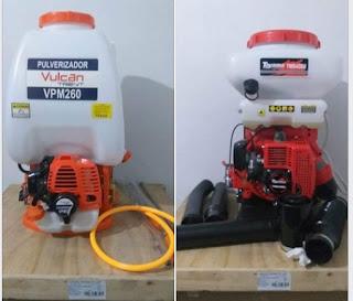 Em Baraúna, prefeitura compra equipamentos para fazer desinfecção de locais públicos
