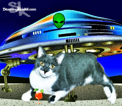 World UFO Day Art and Breaking News