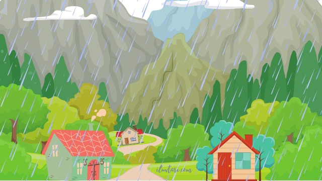 doa agar hujan berhenti