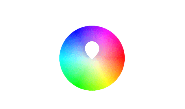 Circle Palette Color Picker