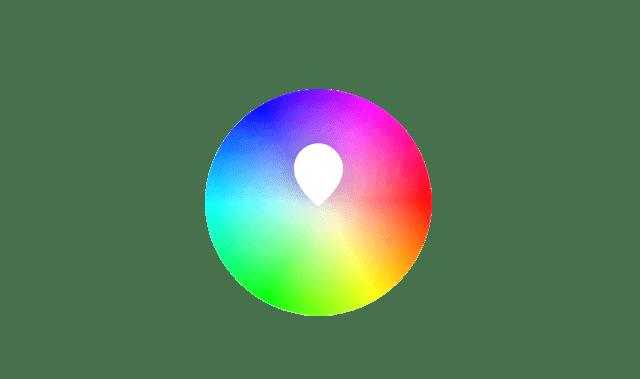 Circle Palette Color Picker