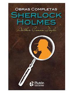 Obras completas Sherlock Holmes Pluton