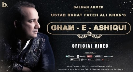 Gham-e-Ashiqui Lyrics  Rahat Fateh Ali Khan