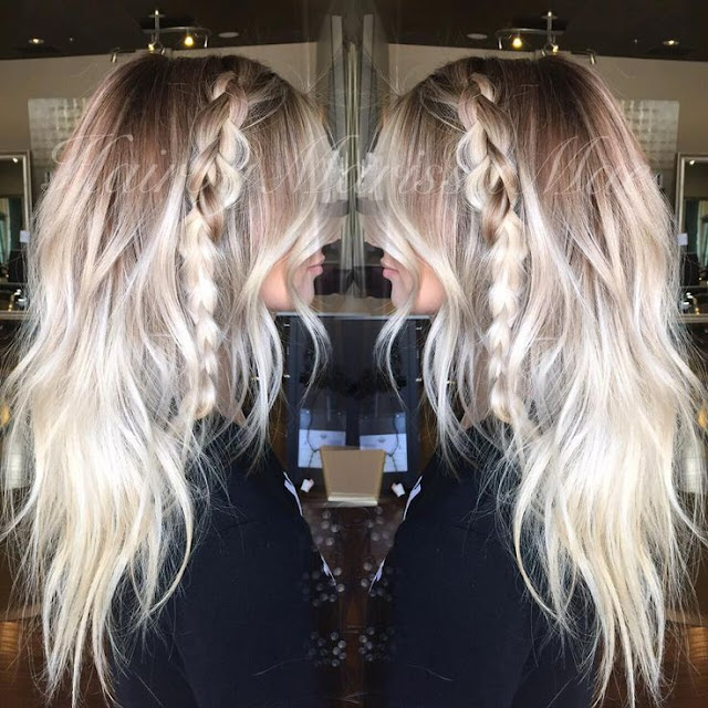 Rooty Platinum Hairstyles OMG Love Beauty