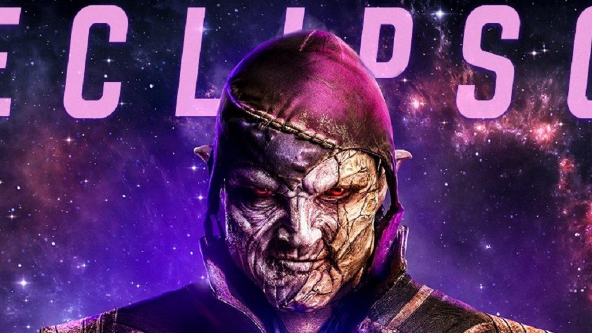 'Stargirl': Ator que faz Eclipso compara vilão a Thanos