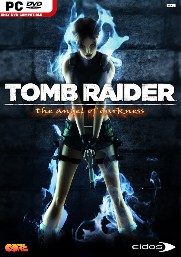 Tomb Raider The Angel of Darkness Download Cover Free Game