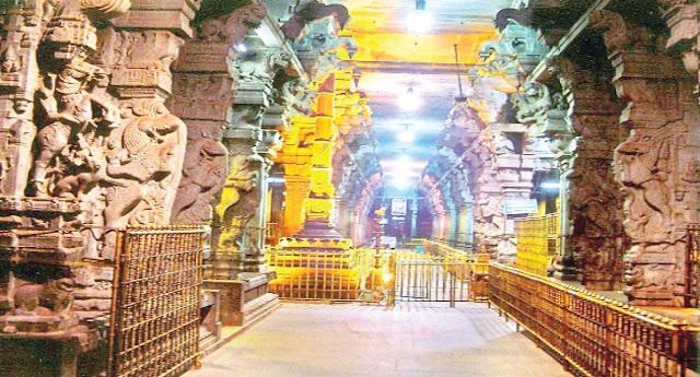 Srikalahasti Temple history